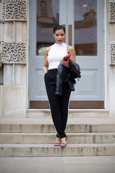 MEEK~N~MILD | By Shirley B. Eniang: Sporty Luxe