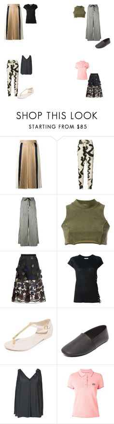 """""""DESIGNED DRESS"""" by ramakumari ❤ liked on Polyvore featuring Victoria Beckham, Vivienne Westwood Red Label, McQ by Alexander McQueen, Yeezy by Kanye West, Sacai, IRO, Melissa, NewbarK, Smythe and Kenzo"""
