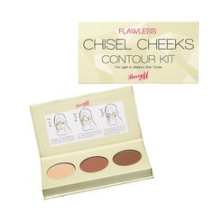Barry M - Flawless Chisel Cheeks Contour Kit