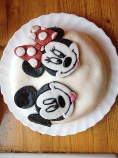 Donna's first Disney cake. #disneycakes