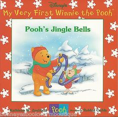 cool POOH'S JINGLE BELLS Winnie the Pooh DISNEY Christmas NEW Picture STORY Book Check more at http://shipperscentral.com/wp/product/poohs-jingle-bells-winnie-the-pooh-disney-christmas-new-picture-story-book/