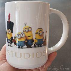 Minions Movie Universal Studios Exclusive Coffee Mug Minions through the Ages - Mugs, Cups