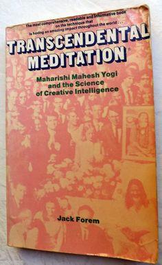 Transcendental Meditation Maharishi Mahesh Yogi Science Creative Intelligence