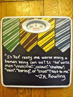 This is for everyone who's self conscious but loves Harry Potter!!