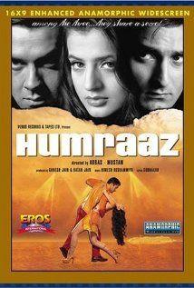 Humraaz 2002. Bollywood romance movie. A must watch.