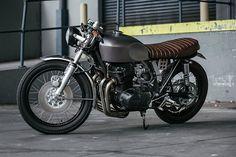 "Honda CB750 в качестве первого кастом-байка - Журнал ""МОТО"" - МОТО-MAGAZINE - За Рулем"