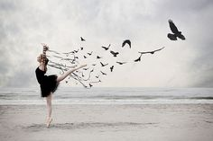 I love this idea and want to do something similar for my first tattoo minus the ballet tutu.