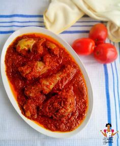 Dobbys Signature: Nigerian food blog | Nigerian food recipes | African food blog: Nigerian Chicken Stew (Tomato stew)