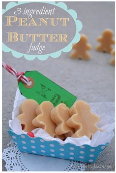 100 Days of Christmas - MomsbyHeart.net Like the idea of using a cookie cutter to cut fudge