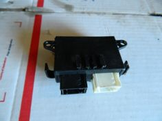 BMW Mirror Memory Control Unit 61316916054  THE #BMW #Mirror #Memory #Control Unit 61316916054. IS IN GOOD WORKING CONDITION AND WILL FIT IN THE FOLLOWING VEHICLES  From: 04/02/2002  To: -  Weight: 0.059 kg  Price: $5.00  Superseded by:  61356913364 (09/01/2000 — 09/04/2002), Exchangeable retrospectively  61358386427 (09/01/1999 — 11/16/2000)  Part 61356916054 was found on the following vehicles:  3' E46  (04/1997 — 08/2006)  61316916054