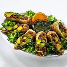 Avocado Eggrolls Recipes