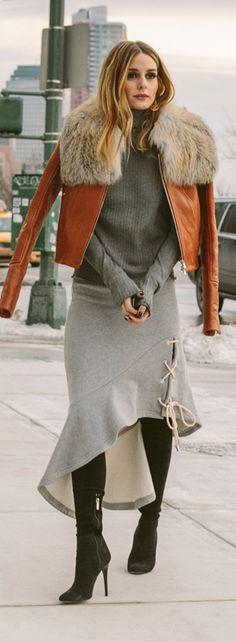 diy:  faux fur collar on a coat   Supernatural Style | https://styletrendsblog.blogspot.com/