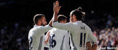 El Real Madrid no falta a su cita con el gol