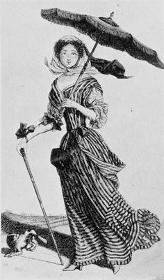 Summer Dress, 1675 woman_summer_1675.jpg (353×600)