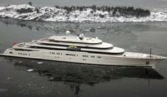 Luxury Yacht Eclipse