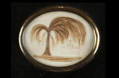 Jane Austen's hair: In 2008, a lock of hair thought to have belonged to Jane Austen was auctioned by Dominic Winter Book Auctions. The hair had been made into a weeping willow with its branches shading Jane Austen's gravestone.