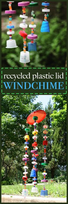 Make a fun windchime