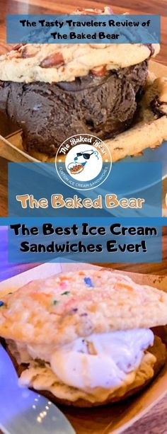 """The Baked Bear Nashville Ice Cream Sandwiches When you walk into The Baked Bear, the first thing you think of is """"hm….am I at Chipotle or an ice cream shop?"""" The Baked Bear is a beautiful combination of ice cream shop combined with a step by step selection of each item that you want in your ice cream sandwich. Oh…did I mention that this isn't just another ice cream shop. It's an ICE CREAM SANDWICH shop. Mind is blown! Have you ever seen an ice cream sandwich s"""