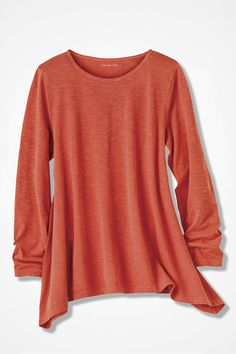 At Ease Swing Tunic - Coldwater Creek