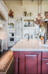 Lane Myers Construction Custom Home Builder Anderson Residence Estate Salt Lake Parade of Homes Bluffdale Utah Eclectic Kitchen, Kitchen Decor, Kitchen Design, Quartz Countertops, Kitchen Countertops, Custom Home Builders, Custom Homes, Layton Utah, Installing Hardwood Floors