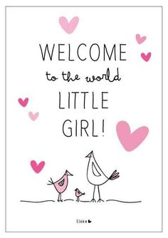 196 best geboorte birth expecting zwanger images on pinterest welcome little girl m4hsunfo
