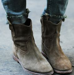 Boots Isabel Marant ... - Tendances de Mode
