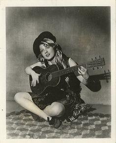 Portraits of Anita Page.