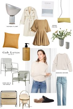 Gab Loves: Spring Fe