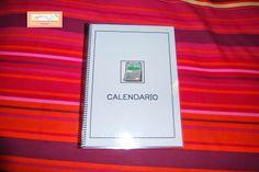 El baúl de A.L: Libro Calendario