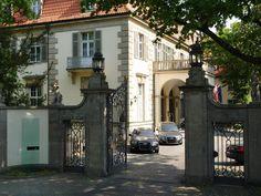 Alma Schlosshotel im Grunewald - Berlin #HotelDirect info: HotelDirect.com