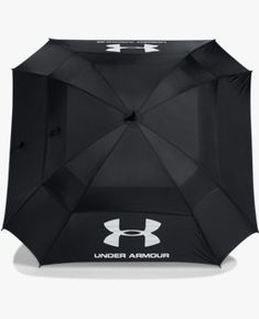 Enhance your swing and up your game with golf clothing for Men including golf trousers, polo shirts and golf gear and accessories only from Under Armour. Golf 7 R, Under Armour, Golf Umbrella, Club Face, Sports Baseball, Soccer Training, Sports Shops, Golf Polo Shirts, Mens Golf