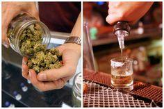 9 Gründe warum Alkohol wesentlich schädlicher ist als Cannabis