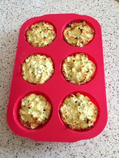Slimming world cottage cheese and mashed potato muffins