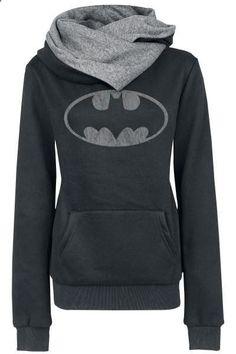 Batman Hoodie..uugghh, I want!!