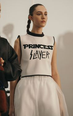 Princess Slayer at Bobby Abley SS16 LCM. Photography Daisy Walker.