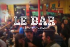 L'ARSOUILLE 22 Rue des 3 Frères, 75018 Paris  Ouvert du mardi au dimanche de 17h à 2h 2,5€ le demi