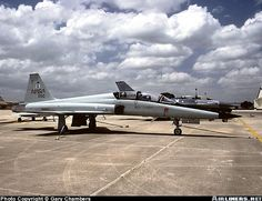 Northrop F-5F Tiger II aircraft picture