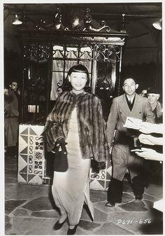 Anna May Wong, 1930's