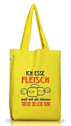 Shirtstreet24, Kleine Tofus, Jutebeutel Stoff Tasche Earth Positive (ONE SIZE) - http://herrentaschenkaufen.de/shirtstreet24/shirtstreet24-kleine-tofus-jutebeutel-stoff-one