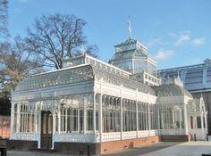 victorian conservatory   Wonderful Grade II listed Victorian conservatory at ...   Architect ...