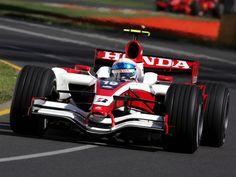 2008 Super Aguri SA08 - Honda (Anthony Davidson)