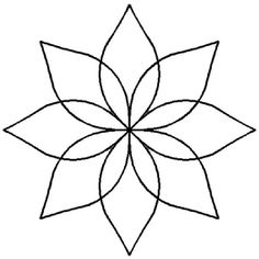 Amazon.com: Continuous Flower Quilting Stencil  $2