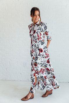 Love Me So Floral Dress