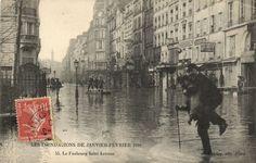 CPA Paris 11E DEP 75 LE Faubourg Saint Antoine 63362 | eBay