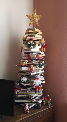 My alternative Christmas tree! :)