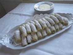 Hamvas kifli, a 100 éves sütemény » Balkonada sütemény recept