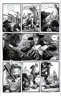The Walking Dead Comic Images | The Walking Dead Comic by Robert Kirkman and Tony Moore