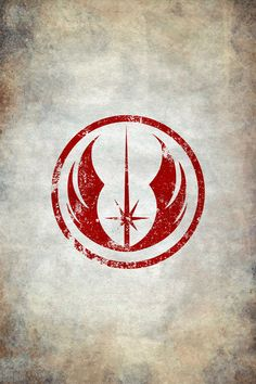 Jedi Order · Distressed [Logogami] Logogami is an independent artist creating amazing designs for great products such as t-shirts, stickers, posters, and phone cases. Star Wars Logos, Star Wars Icons, Star Wars Tattoo, Star Wars Fan Art, Simbolos Star Wars, Star Wars Halloween, Star Wars Pictures, Star Wars Images, Jedi Symbol