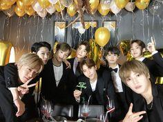 NCT 127 Celebrates Their Debut Anniversary Mark Lee, Nct 127, Winwin, Jaehyun, Shinee, Got7, Nct U Members, Nct Group