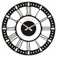 20 Best Wall Clocks Images Wall Clock Big Wall Clocks